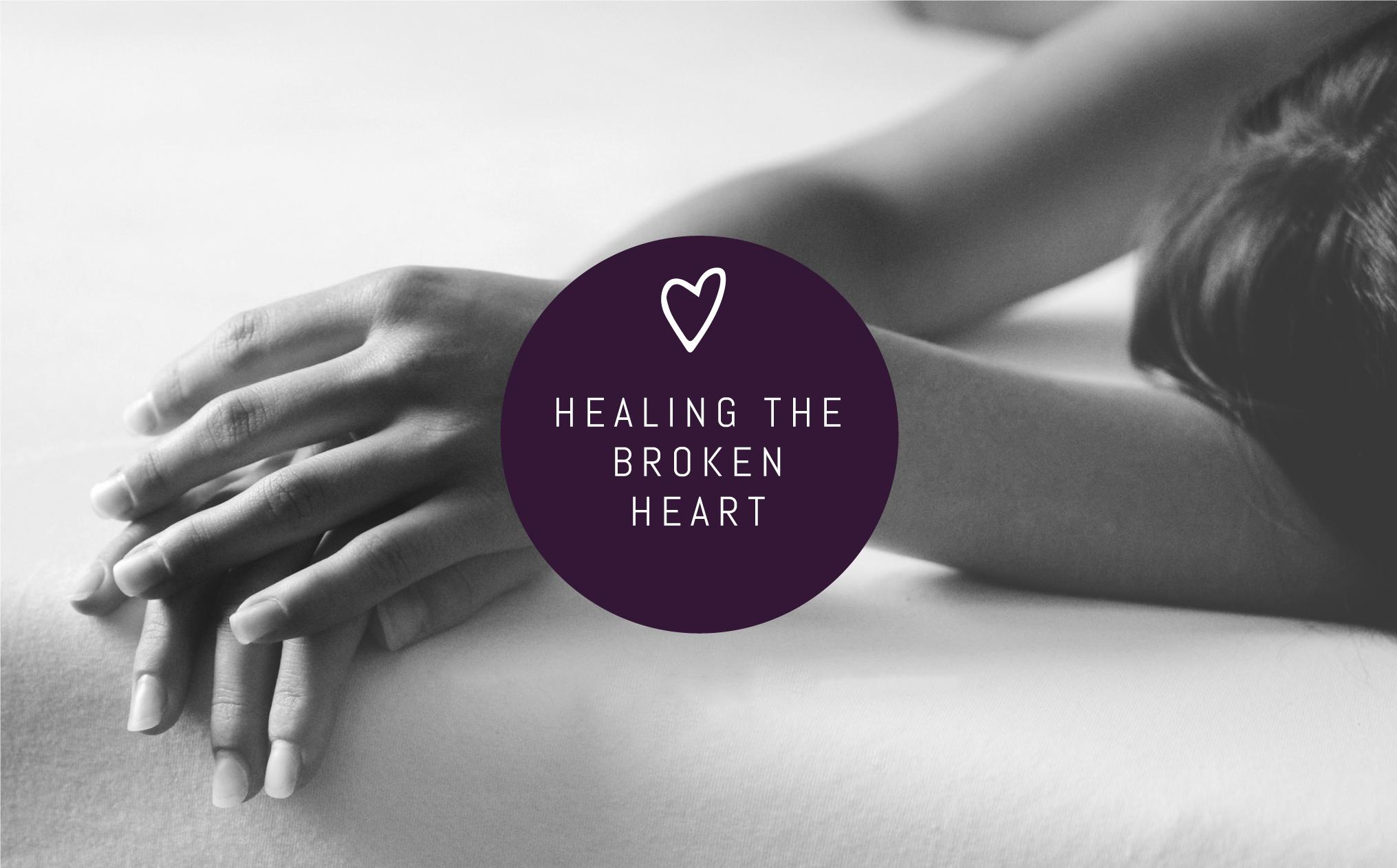 healing the broken heart