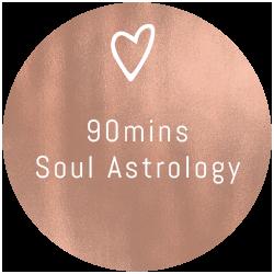90mins Soul Astrology