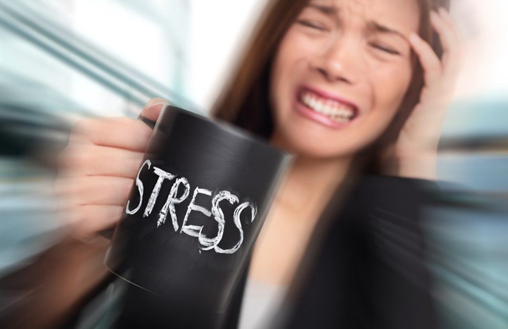 How to Release Stress Once & For All!